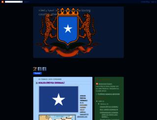 cabaasiyiin.blogspot.com screenshot
