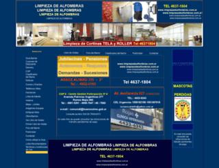 caballitoenlinea.com.ar screenshot