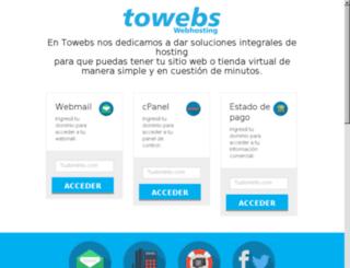 cabaniaslavictoria.com.ar screenshot