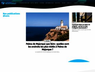 cabinet-recrutement.org screenshot