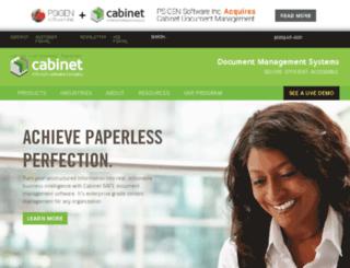 cabinetng.com screenshot