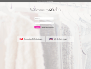 cabishowmanager.com screenshot