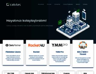 cabitas.com screenshot