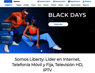 cabletica.com screenshot
