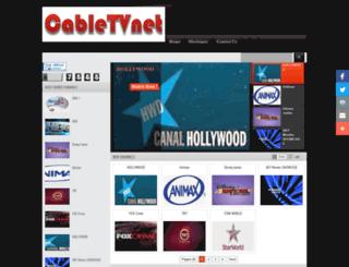 cabletvnet.blogspot.com screenshot