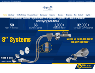 cablevey.com screenshot
