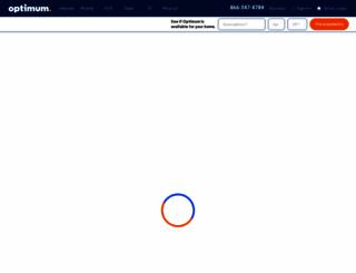 cablevision.com screenshot