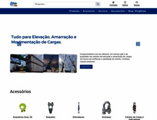 cabopec.com.br screenshot