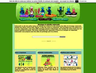 caboucadin.com screenshot
