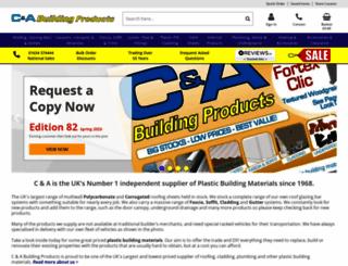 cabp.co.uk screenshot
