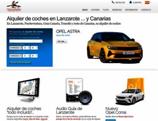 cabreramedina.com screenshot