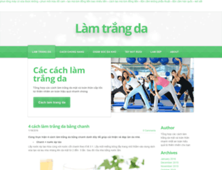 cachlamtrangdatoanthan.weebly.com screenshot