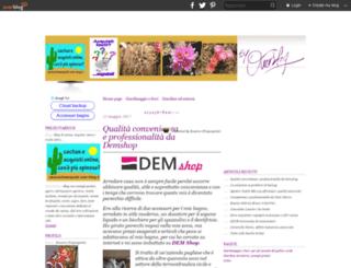 cactuscheacquisti.over-blog.it screenshot