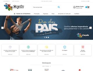 cacula.com screenshot