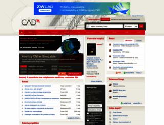 cad.pl screenshot