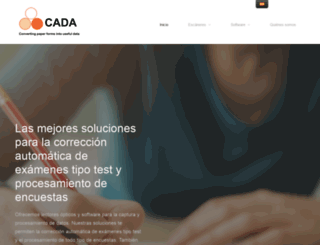 cada.es screenshot