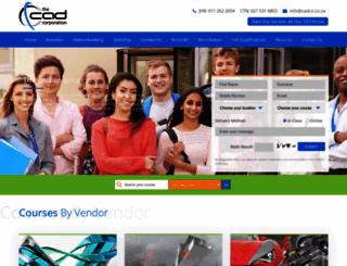 cadco.co.za screenshot