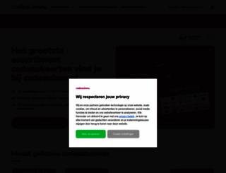 cadeaubon.nl screenshot