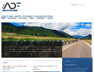 cadf.prezenz.com screenshot
