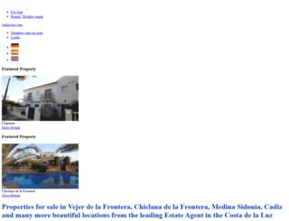 cadizcasa.com screenshot