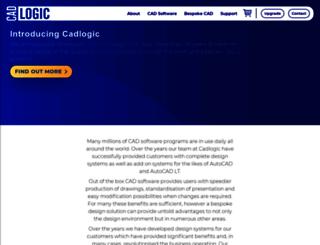 cadlogic.com screenshot