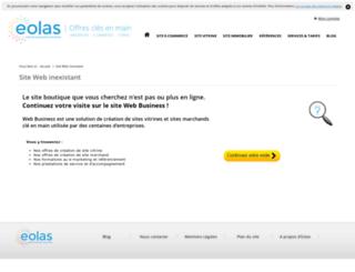 cado-chic.boutiquesolo.com screenshot