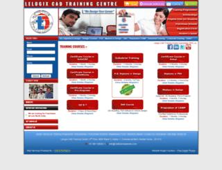 cadtrainingcenter.in screenshot