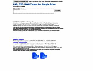 cadviewer.softgateon.net screenshot