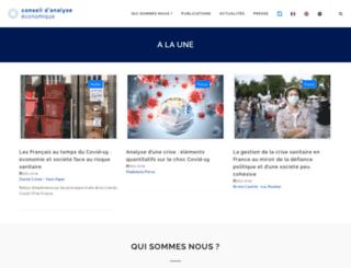 cae.gouv.fr screenshot
