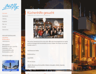cafe-barfly.de screenshot