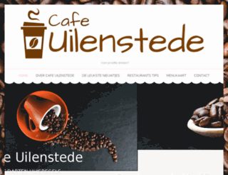 cafe-uilenstede.nl screenshot
