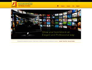 cafe.amawebs.com screenshot