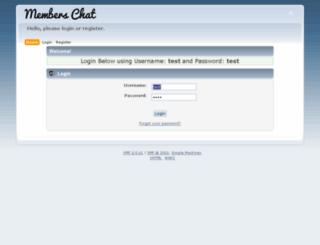 cafe.olicentral.com screenshot