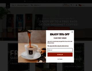 cafebritt.com screenshot