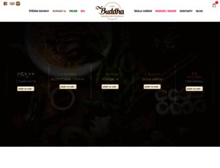 cafebuddha.cz screenshot