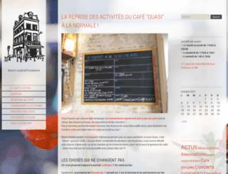 cafecitoyen.org screenshot