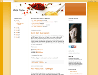 cafecyan.blogspot.com screenshot