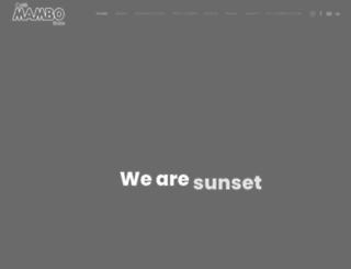 cafemamboibiza.com screenshot
