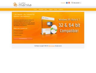 cafemanila.net screenshot