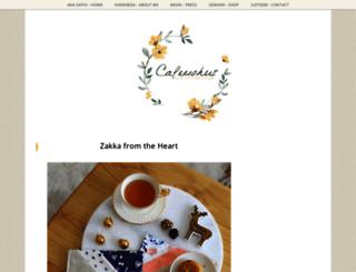 cafenohut.blogspot.com screenshot