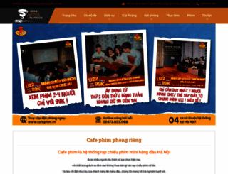 cafephim.vn screenshot