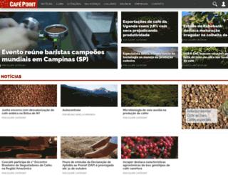 cafepoint.com.br screenshot