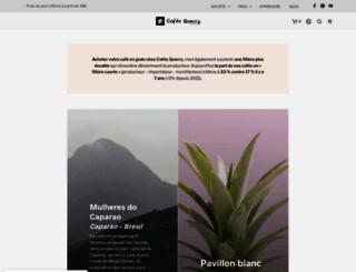 cafes-querry.com screenshot