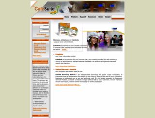 cafesuite.net screenshot