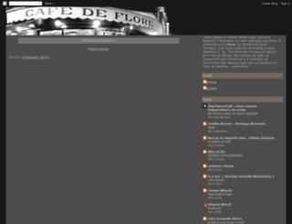 caffedeflore.blogspot.com screenshot