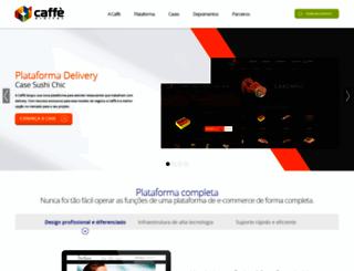 caffedigital.com.br screenshot