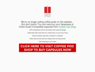 caffeottavo.com.au screenshot
