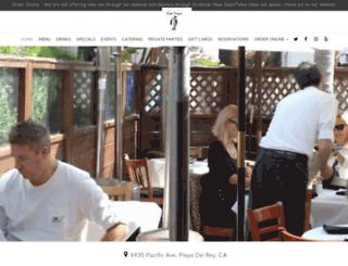 caffepinguini.com screenshot