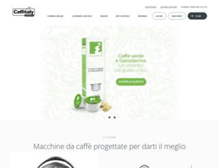 caffitaly.com screenshot