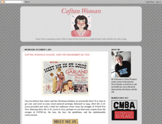 caftanwoman.com screenshot